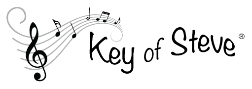Key of Steve logo